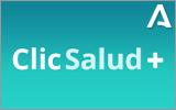Enlace a la web de ClicSalud