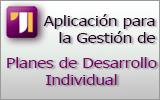Aplicación para la Gestión de Planes de Desarrollo Individual