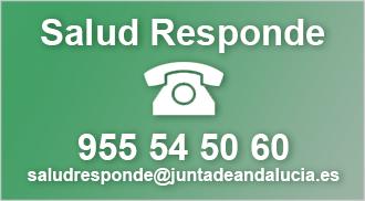 Cita previa Salud Responde (955 545 060)