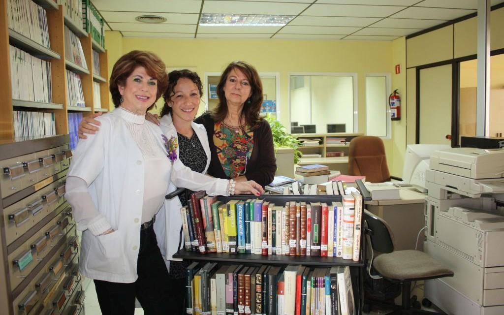 Biblioteca | Hospital Universitario Virgen de la Victoria
