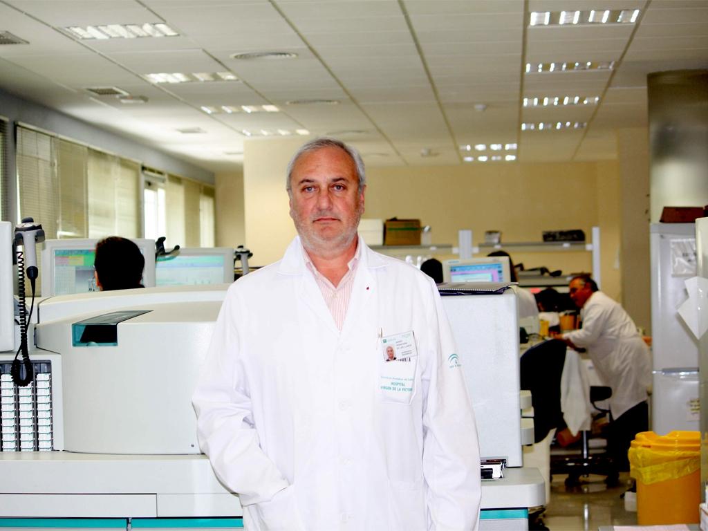 laboratorio | Hospital Universitario Virgen de la Victoria