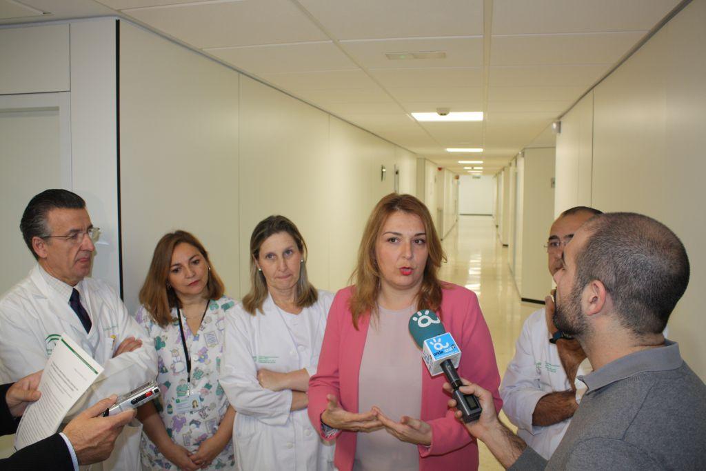 El Hospital Materno Infantil reforma la planta cuarta para mejorar ...