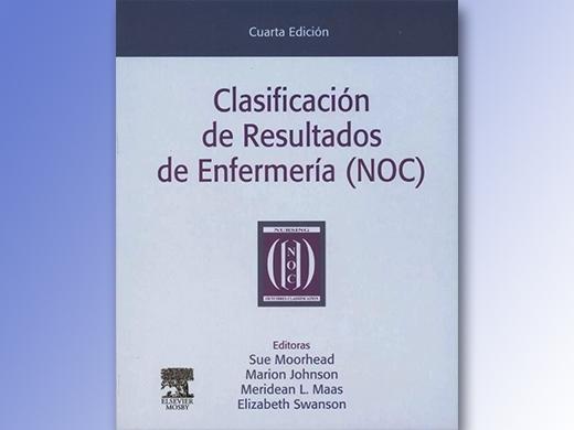 Manual de Clasificación de Resultados de Enfermería (NOC)