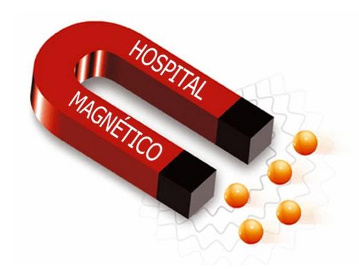 Hospital magnético, hospital excelente...y efectivo