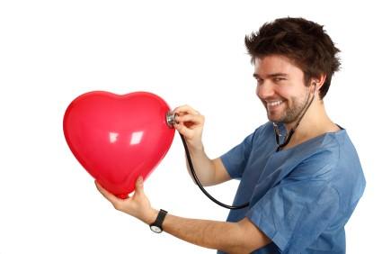 Una actitud positiva beneficia al corazón