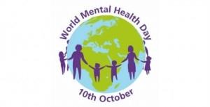 Logo de Día Mundial de la Salud Mental