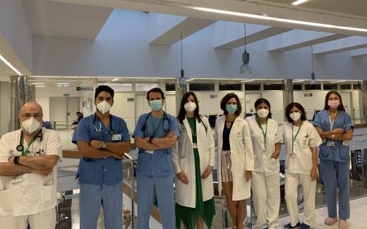 Un centenar de familias son estudiadas cada año por cardiopatías en el Hospital