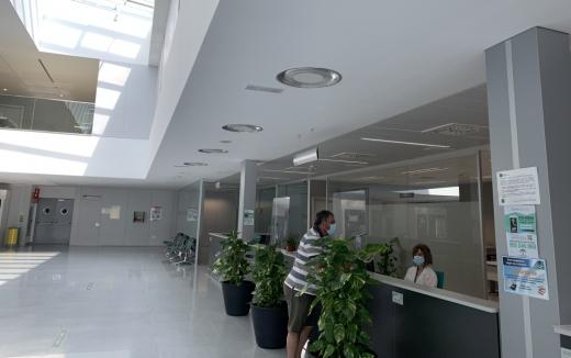 El Hospital Valle del Guadalhorce aumenta su rendimiento en el área de Consultas