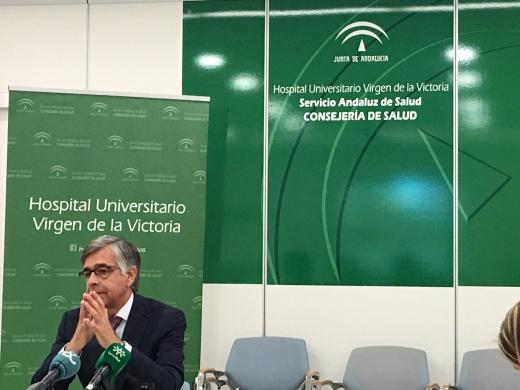 José Antonio Medina Carmona. Director Gerente.