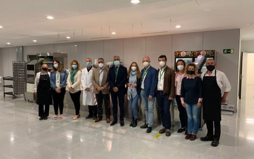 El Hospital Valle del Guadalhorce estrena servicio de Cafetería