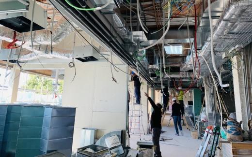 La nueva unidad de Medicina Intensiva del Hospital Virgen de la Victoria