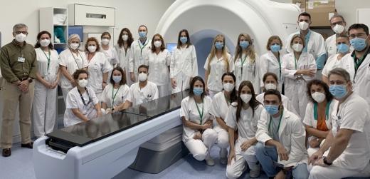 Unidad de Oncología Radioterápica y Radiofísica Hospitalaria