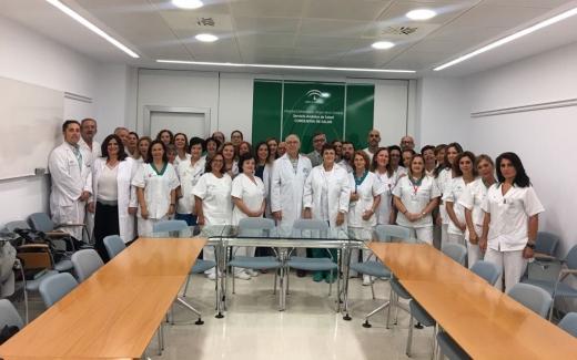 El Hospital Virgen de la Victoria cumple 25 años cuidando de la salud vascular