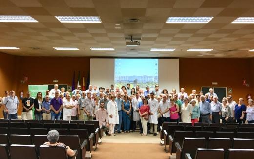 El Hospital Virgen de la Victoria acoge el I taller de Cáncer Vesical