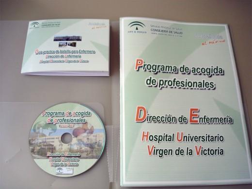 Documentación de apoyo en formato impreso y CD-Rom