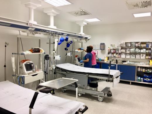 Área de Observación de Urgencias del Hospital Valle del Guadalhorce