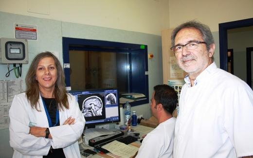 Radiólogos del Hospital Regional de Málaga