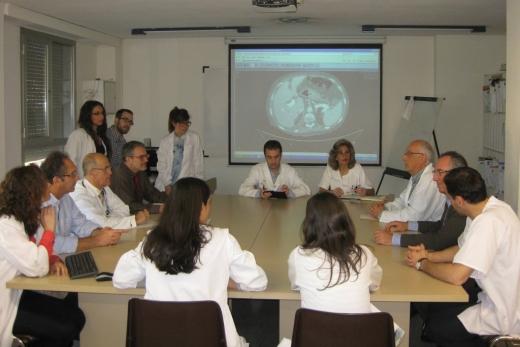 Comité Intrahospitalario de Trasplante Hepático