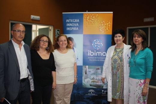 Participantes en la conferencia