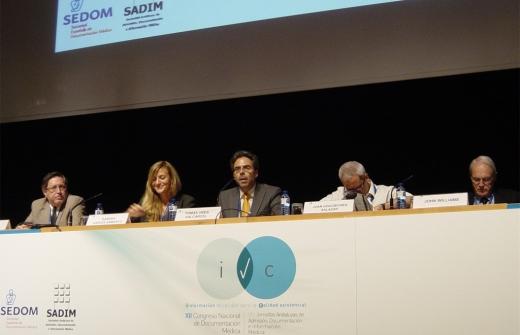 XII Congreso Nacional de Documentación Médica