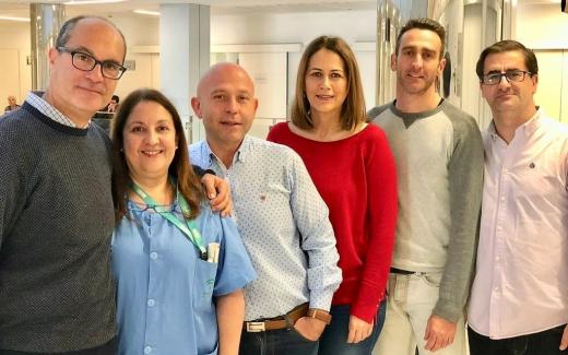 Unidad de Coordinación Hospitalaria para Donaciones y Trasplante del Hospital