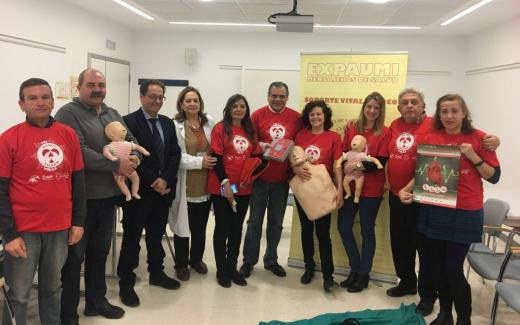 Profesionales de emergencias, cuidados críticos y voluntarios