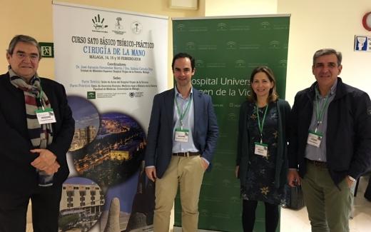 Expertos de toda Andalucía abordan en Málaga los últimos avances
