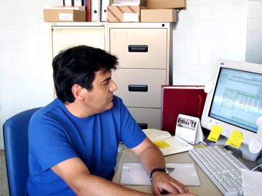 El doctor Francisco José Tinahones Madueño