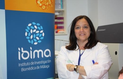 María José Torres Jaén, alergóloga y vicedirectora científica del IBIMA