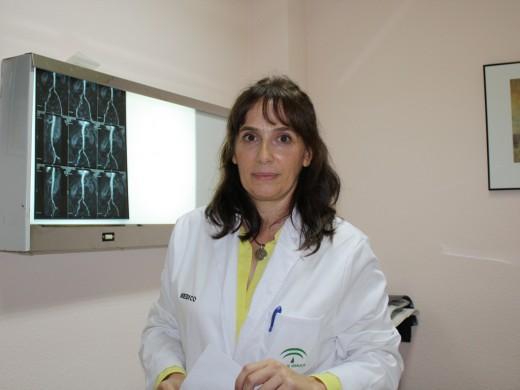 La especialista en Angiología y Cirugía Vascular, Rocío Merino