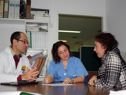 Domingo Daga junto con Margarita Carballo, son coordinadores de la Unidad