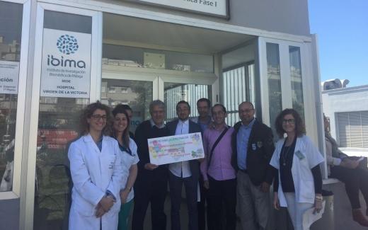 FIMABIS recibe de la Asociación Payasos de Hospital (ACAE) una donación