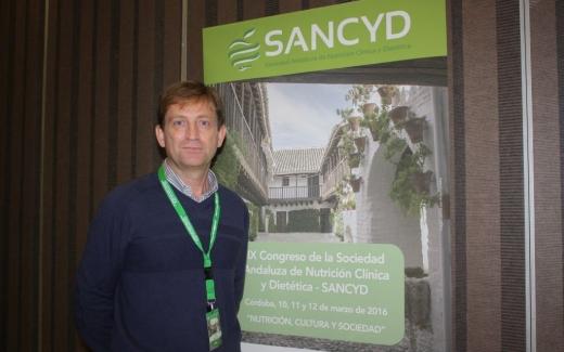 Gabriel Olveira, jefe de sección en la Unidad Intercentros de Endocrinología