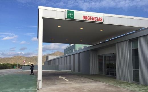 Servicio de Urgencias del Hospital Valle del Guadalhorce
