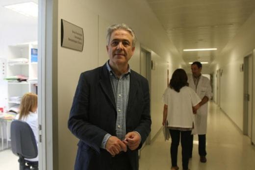 Emilio Alba conejo, director de la UGCI de Oncología