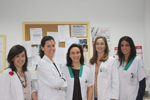 Equipo de Profesionales de la unidad de Farmacia