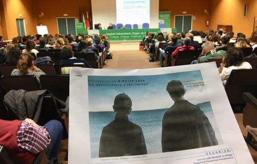 Profesionales de centros públicos de salud mental de la provincia de Málaga