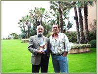 Francisco Jaime Jiménez y Emilio Andrade Conde