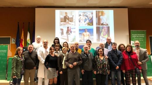 Encuentro de pacientes ostomizados, familiares y profesionales