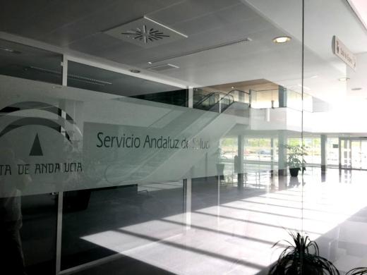 Hall del Hospital Valle del Guadalhorce