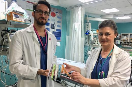 La Unidad de Urgencias del Hospital Virgen de la Victoria