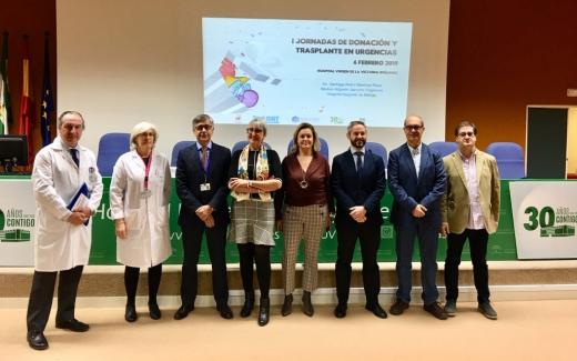 Profesionales de urgencias y emergencias de toda Andalucía se dan cita en Málaga