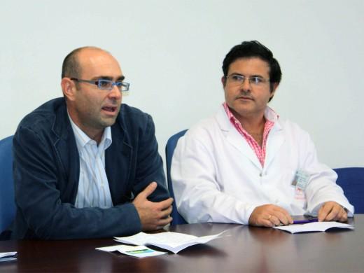 José Antonio Ruíz Romero, y José Manuel Jiménez-Hoyuela García