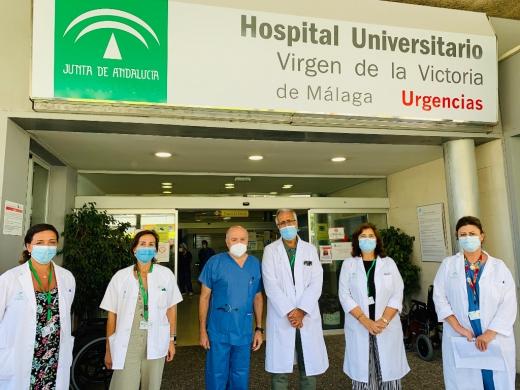 Hospital Universitario Virgen de la Victoria