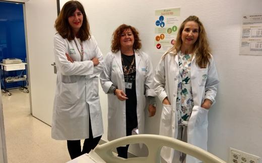 El Hospital Virgen de la Victoria mejora la seguridad de los pacientes