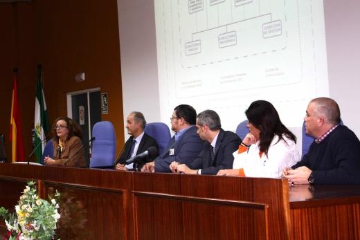 Presentación nueva estructura directiva