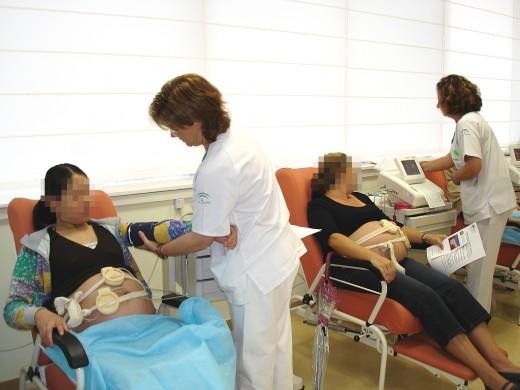 Unidad de Bienestar Fetal del Hospital Universitario Virgen de la Victoria