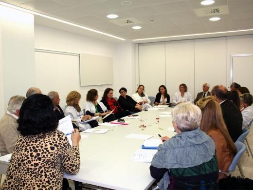 Reunión de la Comisión de Participación Ciudadana