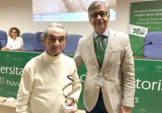 Primer Premio al Voluntario, Manuel Aponte