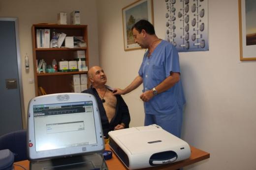 Consulta de Arritmias Cardíacas del Hospital Universitario Virgen de la Victoria